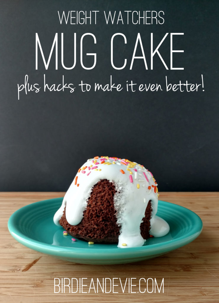 Weight Watchers Mug Cake Plus How To Make It Taste Better